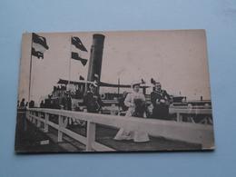 Koninklijk Bezoek GOES ( NEDERLAND / Holland ) Anno 1907 ( Zie Foto ) Pieterman / N° 73 ! - Familias Reales
