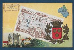 Billet De 1 Franc - Chambres De Commerce De L' Aveyron - Non Classés