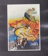 90eme TOUR DE FRANCE   Legende 1903 2003 - Cyclisme