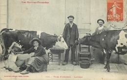 65 - Les Pyrénées - Types Pyrénéens - Laitiers - France