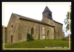 08  BEFFU  Et  Le  MORTHOMME    .... (49 Hab) L'église - Altri Comuni