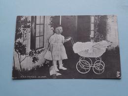 H.K.H. Prinses JULIANA > Anno 1911 / JCE ( NEDERLAND / Holland ) ! - Familias Reales