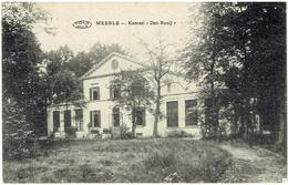 MEERLE - Hoogstraten - Kasteel Den Rooij - Hoogstraten
