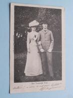 Het Vorstelijk Paar ( N.J.Boon ) Anno 190? ( NEDERLAND / Holland ) ! - Familias Reales