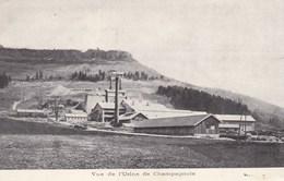 Jura - Vue De L'Usine De Champagnole - Champagnole