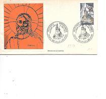 FRANCE FDC N° 1933 SERIGRAPHIE DE BARTOK - 1970-1979