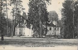 CHATEAU DE MARANVILLE - Sonstige Gemeinden