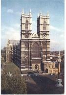 CART. X ITALIA - Westminster Abbey