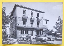 Cartolina Rivabella Pensione Rosalia 1960 - Rimini