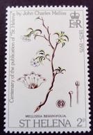 Sainte Hélène St Helena 1975 Fleur Flower Yvert 275 ** MNH - Saint Helena Island