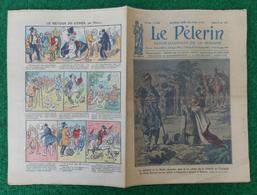 Revue Illustrée Le Pèlerin - Juin 1922 - Le Capitaine De La Roche Près De La Cellule Du Père Charles De Foucauld - Journaux - Quotidiens