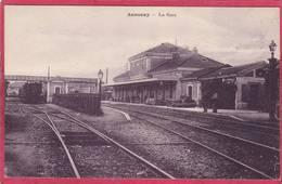 CPA 07 ANNONAy  La Gare - Annonay