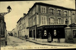 95 PLESSIS BOUCHARD .... RUE DU PUITS MICHEL / A 482 - France