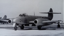 GUERRE 1939 1945  AVION GLOSTER METEOR F3 - Aviation