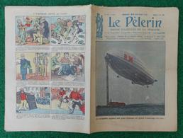 Revue Illustrée Le Pèlerin - Juin 1922 - Un Dirigeable Anglais - Le Naufrage Du Paquebot Egypt Près D'Ouessant - Journaux - Quotidiens
