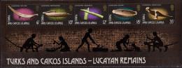 TURKS ET CAIQUES - Civilisation Des Iles Lucaye - Turks & Caicos (I. Turques Et Caïques)