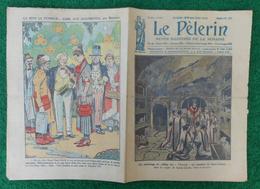 Revue Illustrée Le Pèlerin - Juin 1922 - Un Pélerinage Du Collège Des Tharcissi Au Cimetière De Sainte-Calixte - Journaux - Quotidiens