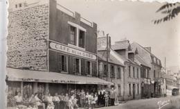 BINIC CAFE DE LA GARE (CARTE PHOTO) - Binic