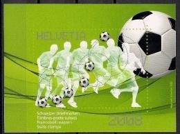 2008 Schweiz Vignette   **MNH  Fussballeuropameisterscha Ft 2008 - Suisse