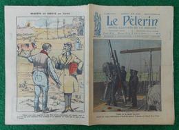 Revue Illustrée Le Pèlerin - Décembre 1921- L'assassinat Du Président De L'Équateur Gabriel García Moreno à Quito - Journaux - Quotidiens
