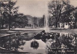 Torino. Giardini Di Piazza Carlo Felice - Stazione Centrale - Parcs & Jardins