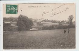 FROUVILLE - VAL D'OISE - PANORAMA - Altri Comuni