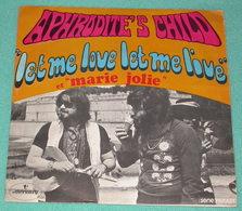 Aphrodite's Child 45t Let Me Love Let Me - Disco, Pop