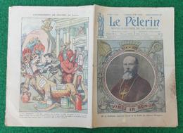 Revue Illustrée Le Pèlerin - Novembre 1921- Le Père Petitjean à Nagasaki Pour Accueillir Les Chrétiens D'Urakami - Journaux - Quotidiens