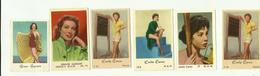 *6 X LESLIE   CARON    *      * - Photographs