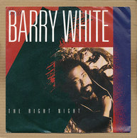 """7"""" Single, Barry White, The Right Night - Disco, Pop"""