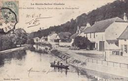 Haute-Sa^ne - Port-sur-Saône - Vue Sur Le Canal - Route De Chaux-les-Port - Otros Municipios