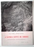 1957 NORBA LATINA ARCHEOLOGIA SCHMIEDT GIULIO – CASTAGNOLI FERDINANDO  L'ANTICA CITTÀ DI NORBA  Firenze, Istituto Geogra - Libri Antichi