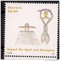2014 Austria Mi. 3147 **MNH Jugend Für Sport Und Bewegung - 1945-.... 2ª República