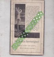 Alfons Mestdag-De Backere, Geboren Harelbeke 1873, Overleden Kuurne 1945 - Overlijden