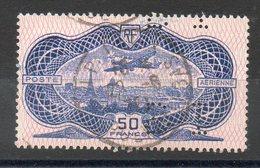 N°15 OBLITERE ET PERCE  JOLIE PIECE  PRIX DEPART 50 EUROS - 1927-1959 Oblitérés