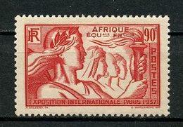 AEF 1937  N° 31 *  Neuf MH Légère Trace De Charnière  C 3,80 € Exposition Internationale De Paris 1937 - A.E.F. (1936-1958)
