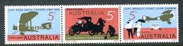 Australia 1969 50th Anniversary Of First England-Australia Flight Set MNH (SG 450-442) - Mint Stamps