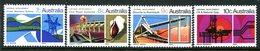 Australia 1970 National Development Set MNH (SG 469-472) - Mint Stamps