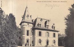45  Noyers :  Environs : Chateau De La Missandière        ///   REF  JUILLET .19  //  REF BO. 45 - France