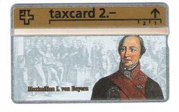 Schweiz  - Die Goldenen Königskarten - Maximilian L. Von Bayern  - 2,- PTT - 303L - Mint - Schweiz