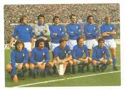 FOOTBALL - ITALIA - World Cup 1978 (by Max Bieber, Berne) - Soccer