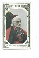 Chromo Cardinal Perraud De L'Académie Française   Pub: Guerin-Boutron Bien 2 Scans - Guerin Boutron
