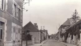 45  Nancray Sur Rimarde :  Rue De Batilly   ///   REF  JUILLET .19  //  REF BO. 45 - France