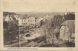 Maison De Santé D'Ettelbruck  ( Grand-Duché De Luxembourg ) LE PARC   2Scans - Autres