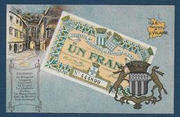 Billet De 1 Franc - Chambres De Commerce De Rennes & De St Malo - Rennes