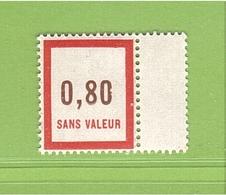 FRANCE FICTIF  : N° F7117 NEUF SANS CHARNIERE (Blason) - Phantom