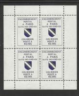FRANCE 1988 - GREVES DES PTT - REIMS - MAURY 39** - Grève