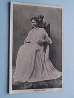 MOEDERVREUGD ( NEDERLAND / Holland ) Anno 1910 ( Zie Foto's ) UItg. W H Van Leeuwen ! - Familias Reales