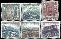 ESPAGNE - Série Touristique 1976 - 1971-80 Neufs