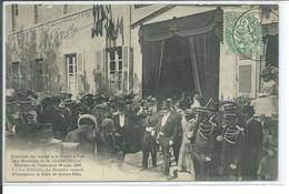 La Roche-sur-Yon-30 Septembre 1906-M.Clemenceau, Ministre De L'Interieur, Venant D'inaugurer Le Lycée De Jeunes Filles - La Roche Sur Yon